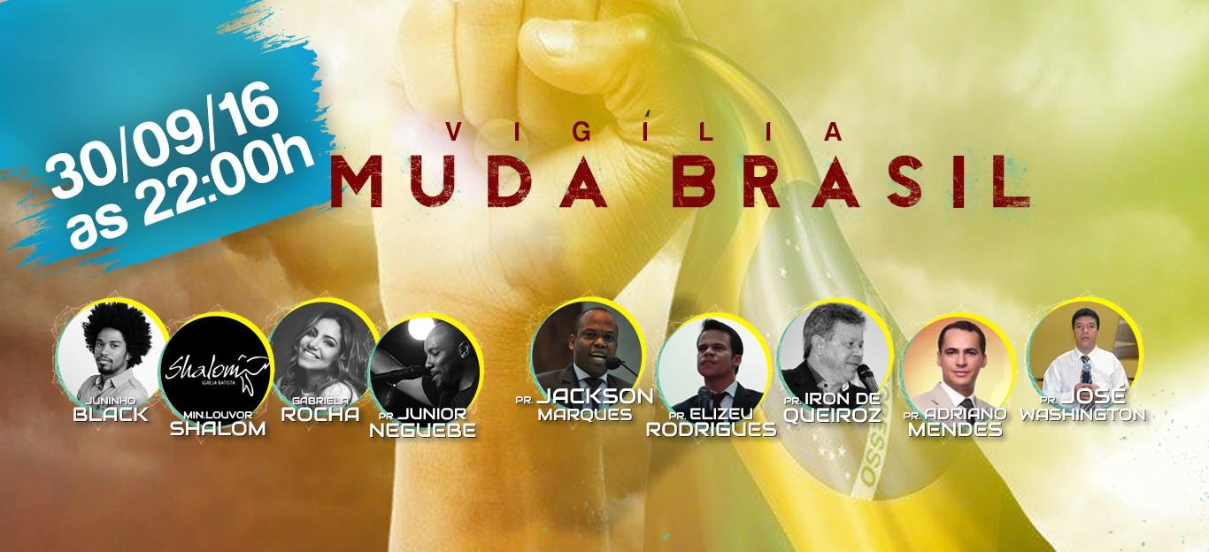 VIGÍLIA - MUDA BRASIL