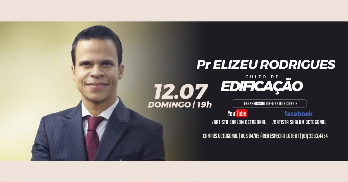 CULTO DE EDIFICAÇÃO