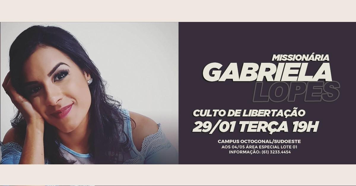 gabriela - libertacao