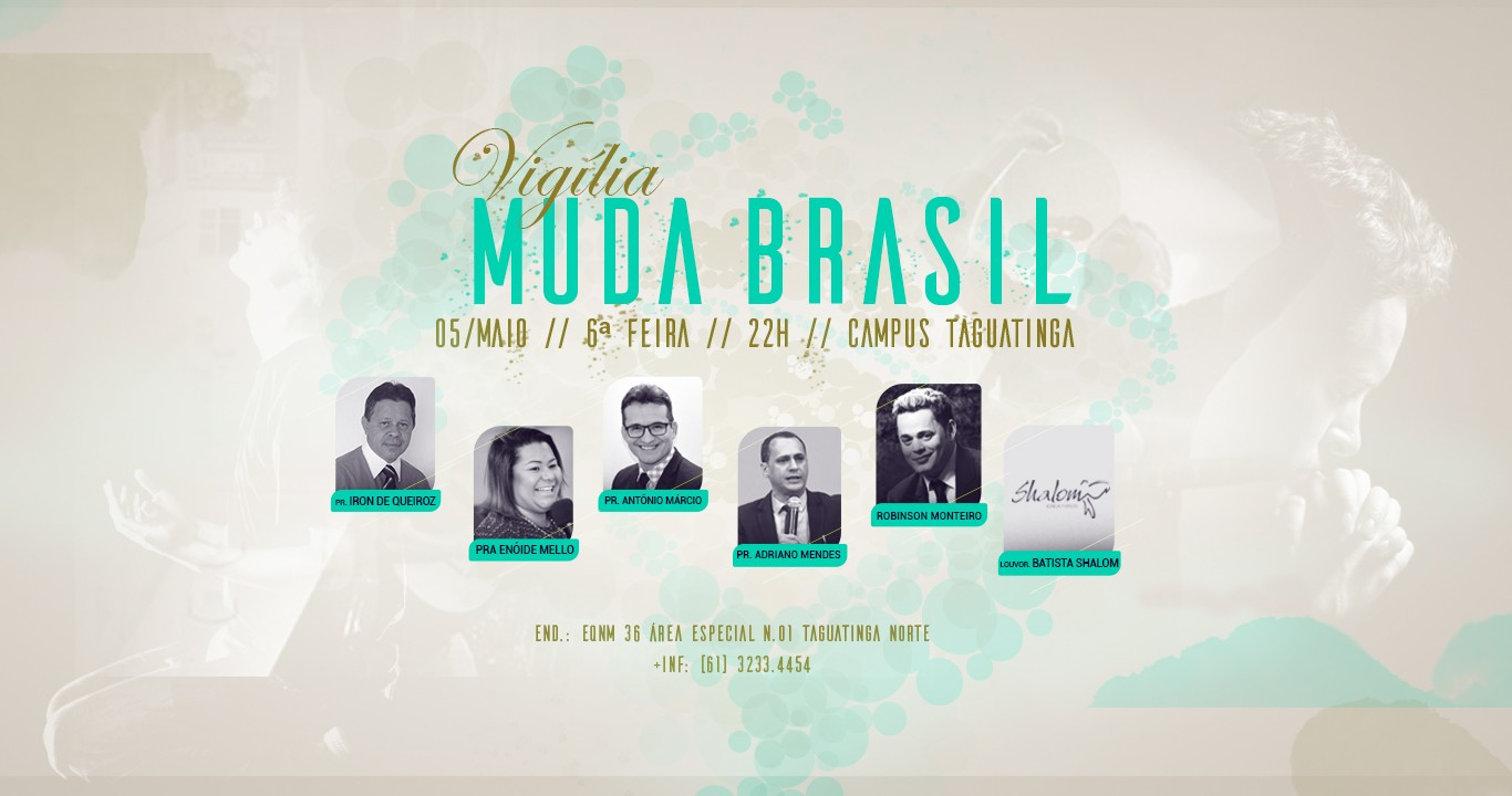 vigilia muda brasil