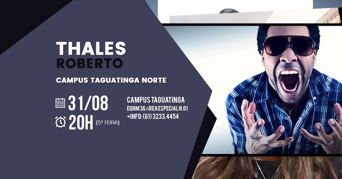 THALES ROBERTO